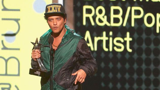 Así le va en ventas a 'That's What I Like', de Bruno Mars, en todo el mundo
