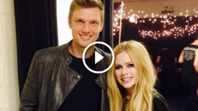 ¡Escucha 'Get Over Me', la nueva canción de Nick Carter con Avril Lavigne! [VIDEO]