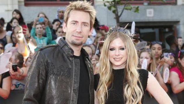¿Avril Lavigne y Chad Kroeger se reconciliaron? [FOTOS]