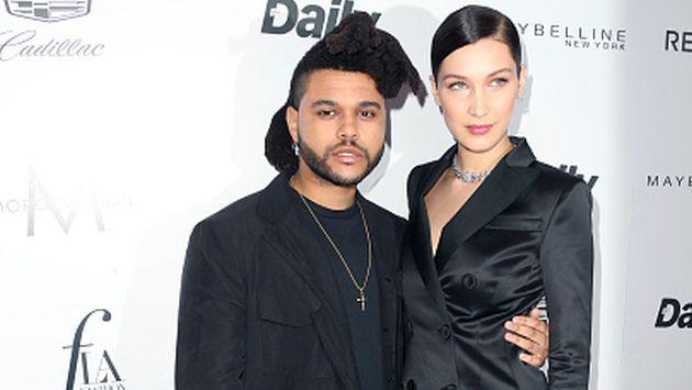 ¡The Weeknd le envío una indirecta a Bella Hadid y así lo tomó ella!