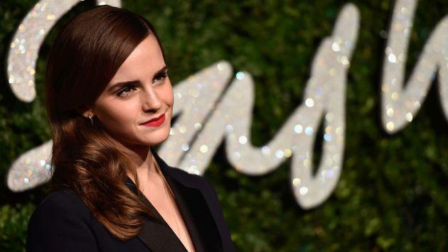 OMG! Salió el primer poster de la película de 'La Bella y la Bestia', protagonizada por Emma Watson (FOTOS)