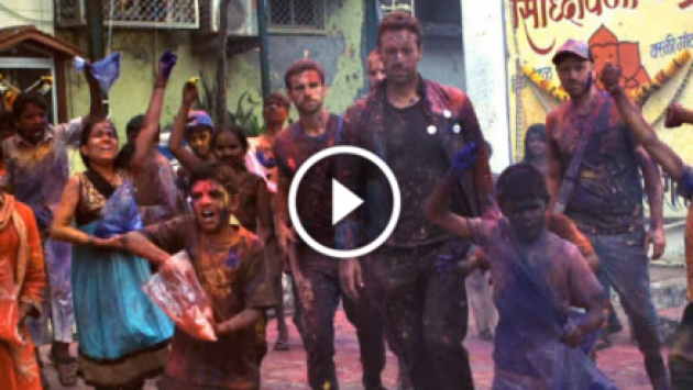OMG! ¡El nuevo videoclip de Coldplay y Beyoncé no ha gustado en la India! [VIDEO]