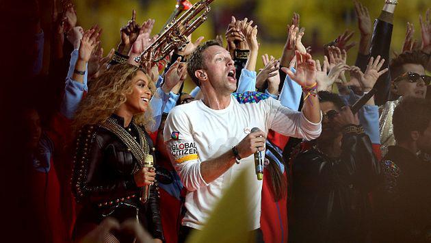 OMG! ¡Beyoncé rechazó una canción de Coldplay porque era