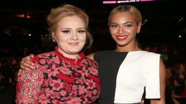 ¿Beyoncé retrasó el lanzamiento de su nuevo álbum por culpa de Adele?