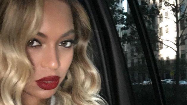 Este quizá sea el peor atuendo que ha usado Beyoncé. ¡Chécalo! [FOTO]