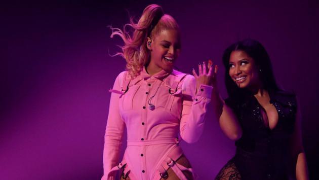 Beyoncé y Nicki Minaj presentan 'Feeling Myself' por primera vez en vivo ¡Épico!