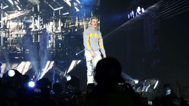 Justin Bieber en Lima, una noche de reencuentro y delirio adolescente [FOTOS + VIDEO]