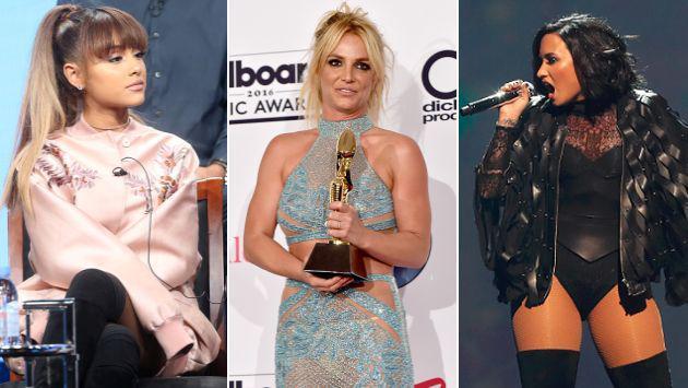 Él rechazó a Ariana Grande, Britney Spears y Demi Lovato por esta razón...