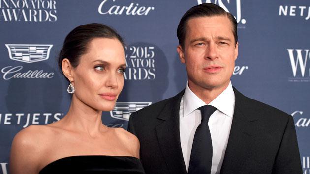 Brad Pitt responde ante Angelina Jolie y su pedido de divorcio