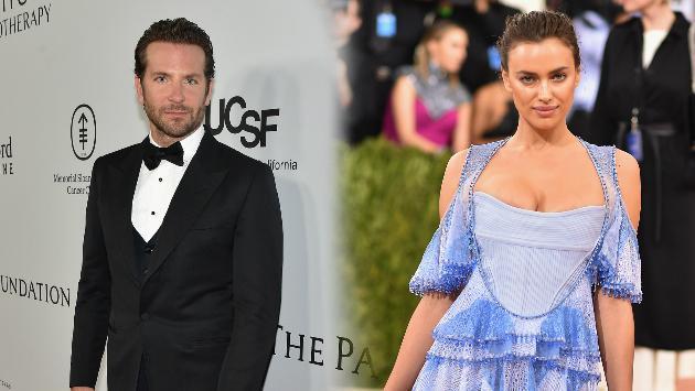 Bradley Cooper e Irina Shayk callaron rumores de una separación en la Met Gala de esta manera