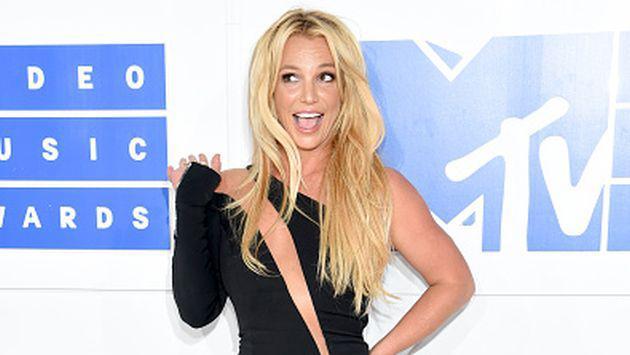 Britney Spears muestra sus sensuales movimientos gracias ¿a Meghan Trainor? [VIDEO]