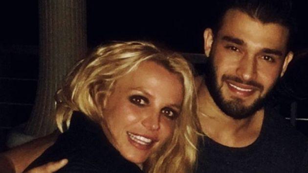 Los problemas que se ganó Britney Spears por su relación con Sam Asghari
