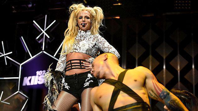 ¡Britney Spears alborotó las redes sociales con esta foto!