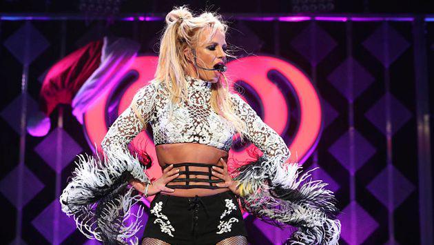 ¡Britney Spears confirmó con esta foto su nuevo noviazgo!