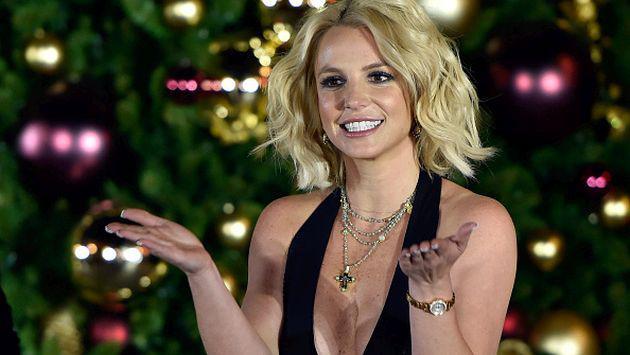 Britney Spears vuelve a presumir su figura en Instagram [FOTO]