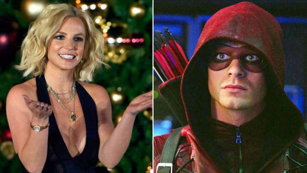 OMG! Britney Spears no reconoció al actor Colton Haynes y lo trató como un fan [VIDEO]