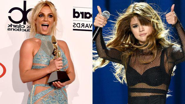De esta forma, Britney Spears invitó a Selena Gomez a hacer un dueto [FOTO]