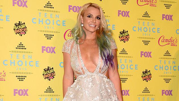 ¡Así luce Britney Spears luego de ducharse según fotógrafo peruano! [FOTO]