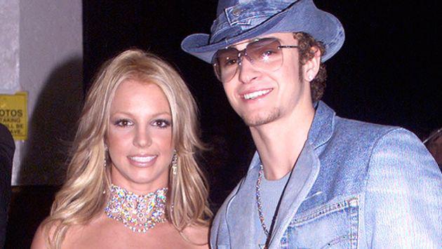 Britney Spears recuerda su romance con Justin Timberlake con graciosa foto en Instagram