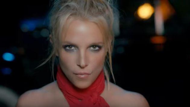 OMG! Britney Spears más sensual que nunca en videoclip de 'Slumber Party' [VIDEO]