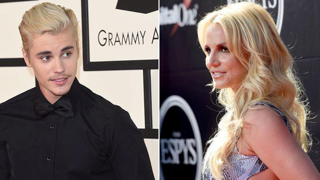 Britney Spears: 'Justin Bieber experimenta estar en el ojo del huracán'