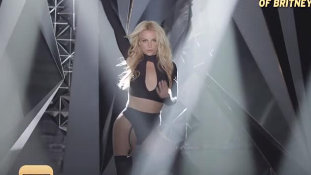 Britney Spears muestra adelanto del nuevo tema 'Private Show'