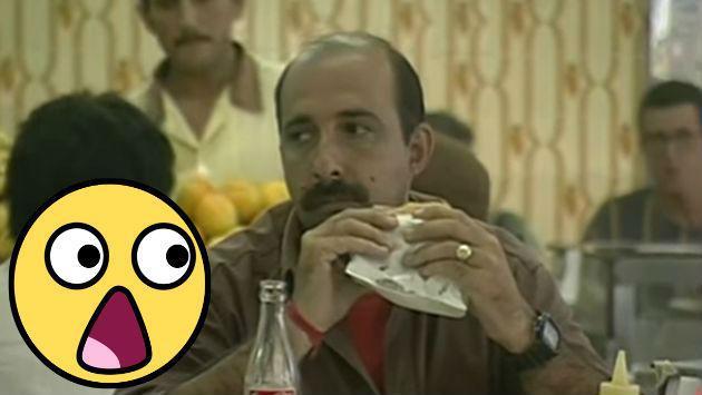 ¡Vacílate con la broma de la 'comida malograda'! [VIDEO]