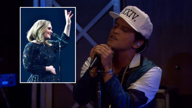 ¡Qué feeling! Checa este genial cover que Bruno Mars hizo de 'All I Ask' de Adele [VIDEO]