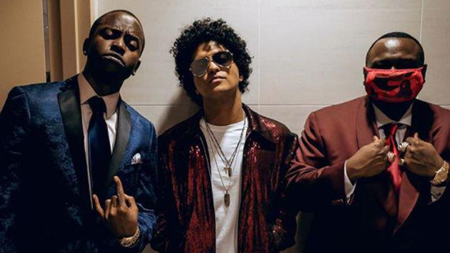 La familia de Bruno Mars tiene ADN musical