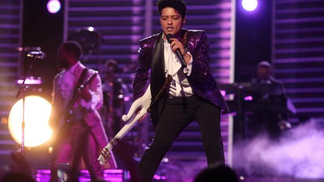 Este es el momento en el que el talento de Bruno Mars fue descubierto [VIDEO]