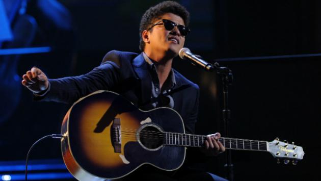 ¡Qué tierno! Mira cómo era Bruno Mars cuando era niño