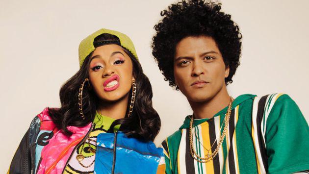 'Finesse' de Bruno Mars llega a la cima de esta importante lista