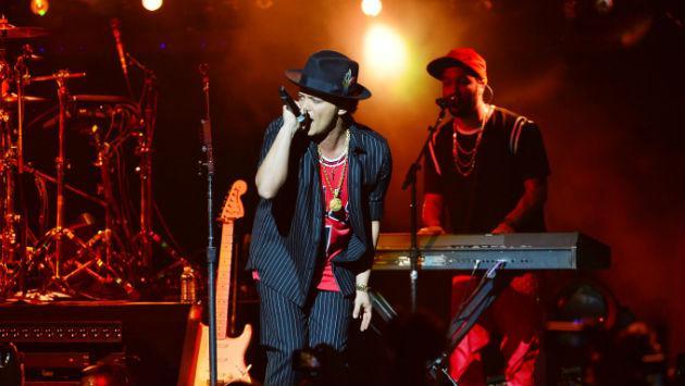 ¡Escucha cómo cantaba Bruno Mars a los 4 años!