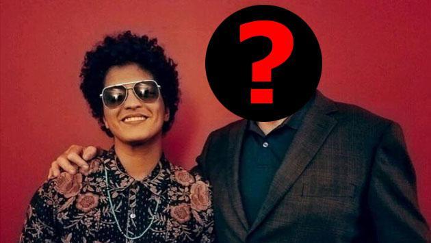 Bruno Mars se reunió con el hombre que inspiró su nombre artístico