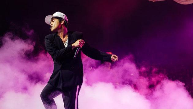 Bruno Mars y el premio que jamás recibió de los MTV Video Music Award