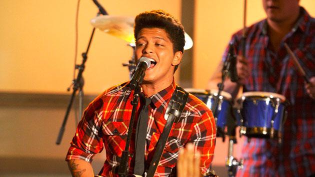 Bruno Mars y su reinado de 20 semanas entre las canciones R&B
