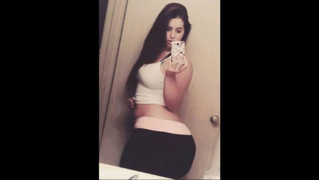 Conoce a Raylynn, la joven que alborota Instagram con sus enormes caderas [FOTOS]