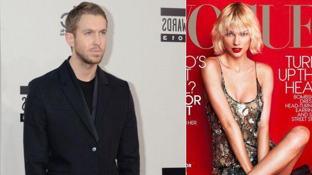 ¿Qué piensa Calvin Harris sobre el nuevo look de Taylor Swift?
