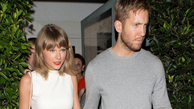 ¡Calvin Harris temería que Taylor Swift siga pensando en Harry Styles!