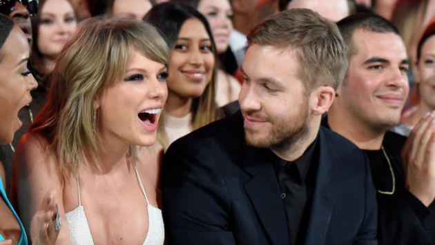 OMG! Así se 'vengaría' Calvin Harris de Taylor Swift tras su ruptura