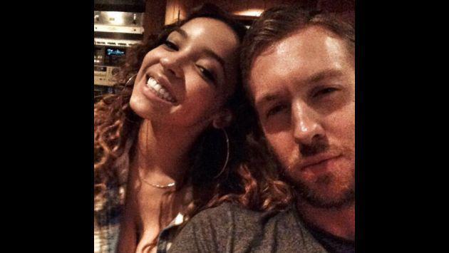 Señales de que hay algo más que una amistad entre Calvin Harris y Tinashe [FOTOS]