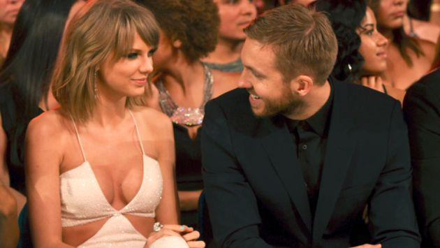 ¡Taylor Swift y Calvin Harris son inseparables!
