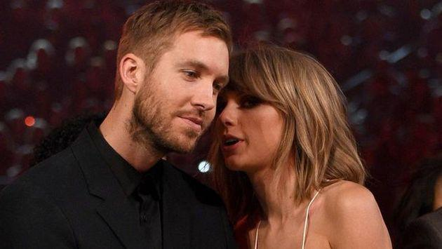 ¡Calvin Harris describió así a Taylor Swift!