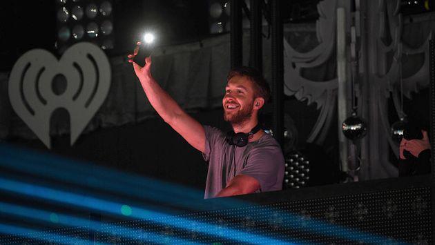 ¡Calvin Harris se burla de Kanye West tras su polémica canción sobre Taylor Swift!