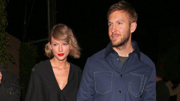 OMG! ¡Calvin Harris y Taylor Swift arreglaron sus diferencias!