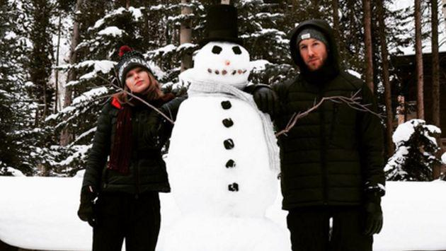 ¿La familia de Taylor Swift aprueba su relación con Calvin Harris?