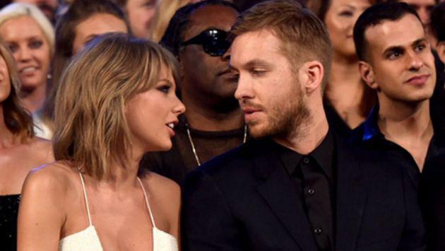 OMG! ¿Calvin Harris se negó a colaborar con Taylor Swift?