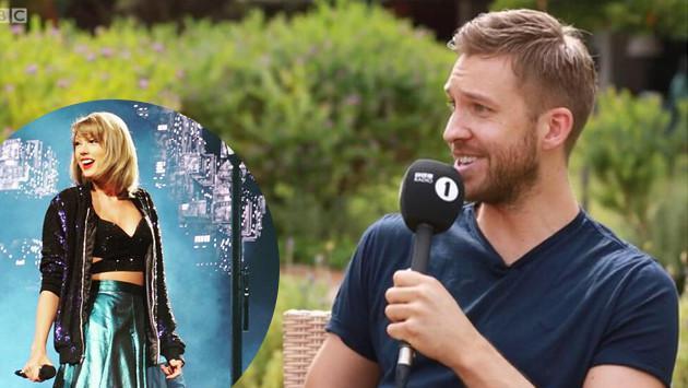 ¿Calvin Harris terminó con Taylor Swift? DJ se burla de periodistas que escriben esa historia
