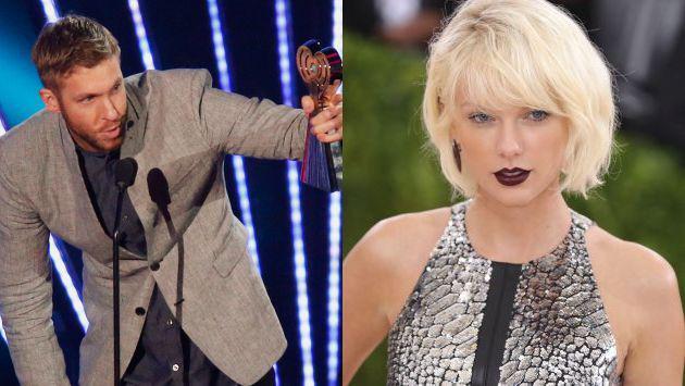 Escucha aquí 'Olé', la canción de Calvin Harris supuestamente dedica a Taylor Swift y Tom Hiddleston