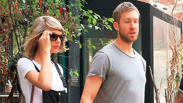 OMG! ¡Este fue el momento exacto en el que Taylor Swift y Calvin Harris se conocieron! [FOTO]